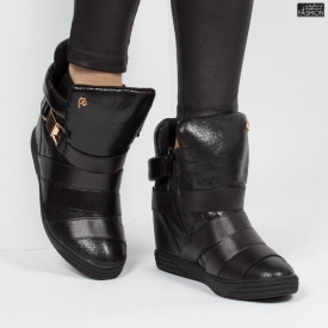 "Sneakers ""Lavy 2114 Black"" [D11F11]"
