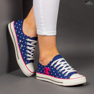 """Tenisi """"D.L. Fashion OC01 Dark Blue"""""""