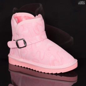 Cizme Copii ''Apawwa N224 Pink''