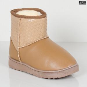 "Cizme Copii ""Fashion WL-2 Khaki"" [D22C11]"
