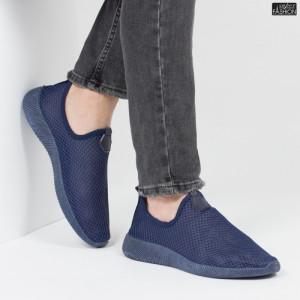 Espadrile ''Fashion Style D-5 Blue''