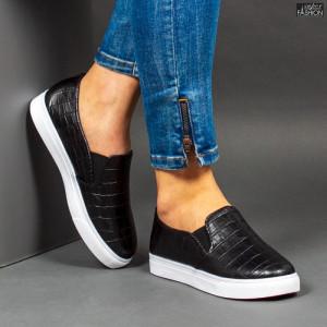 Espadrile ''WE Fashion C-11 Black'' [D19A3]