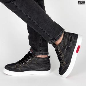 Ghete Sport ''Best Fashion No. 1 B-013 Black''