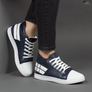 "Ghete Sport ""Fashion Balq B-003 Blue"" [S23B9]"