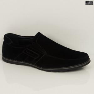 Pantofi ''Clowse 1A335A Black'' [S4F6]