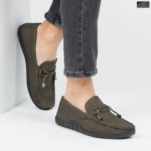 """Pantofi """"Fashion 919 Green"""" [S1B4]"""