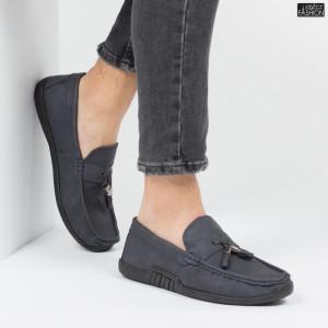 """Pantofi """"Fashion 921-2 Blue"""" [S4E4]"""