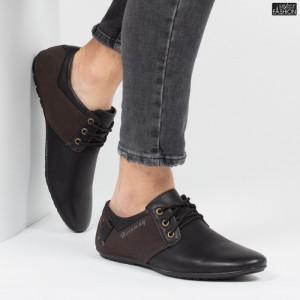 Pantofi ''HeroWay A8005-6 Black''