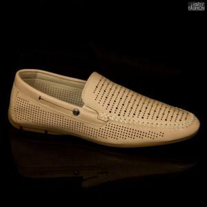 Pantofi ''Meko.Melo L6031-3 L.Camel'' [S23E10]