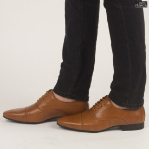 Pantofi ''OUGE RO-010 Yellow'' [S7F1]