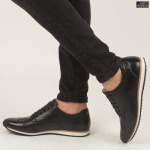 Pantofi ''Renda 34-1 Black'' [S1E4]