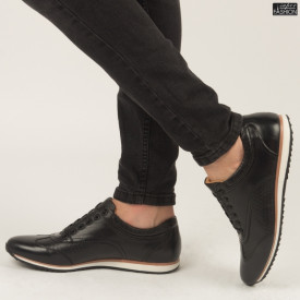 Pantofi ''Renda 34-1 Black''