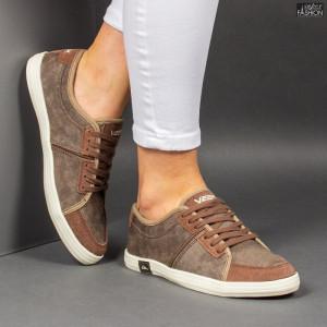 Pantofi Sport ''23DEC. 1315A Brown'' [D14A8]