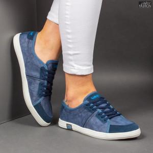Pantofi Sport ''23DEC. 1315A D. Blue''