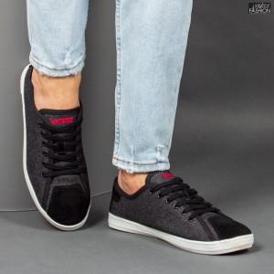 Pantofi Sport ''23DEC. 1316-A Black'' [S12D6]