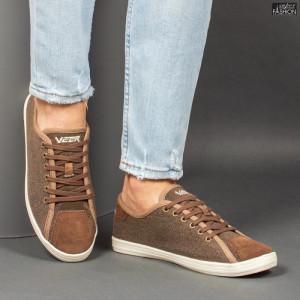 Pantofi Sport ''23DEC. 1316-A Brown'' [S11B5]