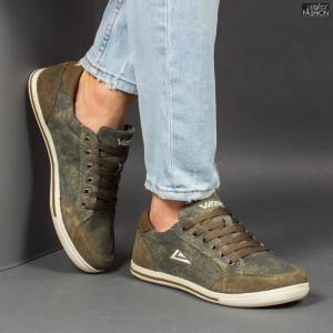 Pantofi Sport ''23DEC. 1321-C Green'' [S11D5]