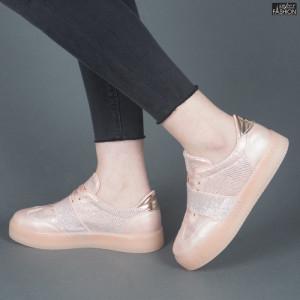 Pantofi Sport ''ABC B15 Pink'' [D23E10]