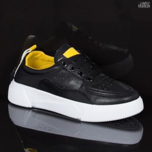 Pantofi Sport ''ABC N69 Black'' [D6B2]