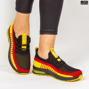 pantofi sport dama colorati