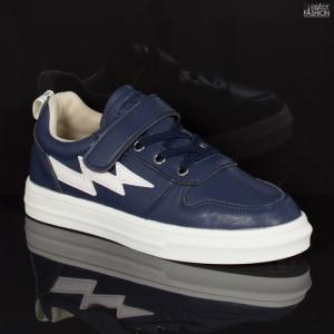 Pantofi Sport Copii ''Apawwa CC208 Navy'' [S5E5]