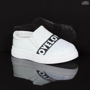"""Pantofi Sport Copii """"Fashion 5507 Silver"""" [D23E1]"""