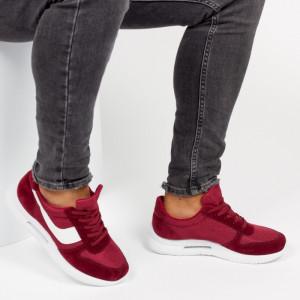 Pantofi Sport ''DCF.68 B02 Claret'' [S23E8]