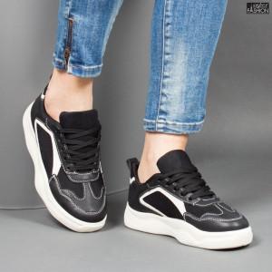 Pantofi Sport ''DON Fashion AN-28 Black '' [D2E7]