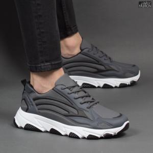 Pantofi Sport ''Fashion Balq G-006 Grey'' [S13B12]