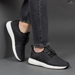 Pantofi Sport ''Fashion Balq K-9 Dk. Grey'' [S5B1]