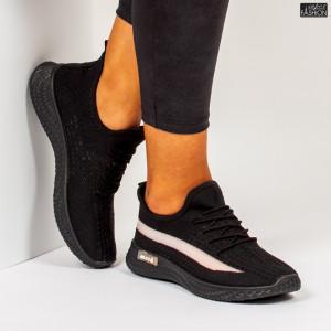 """Pantofi Sport """"Meek A-13 Black"""""""