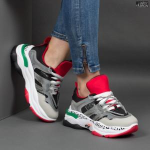 Pantofi Sport ''NCD Fashion SJ1985-1 Black ''