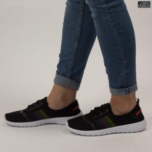 Pantofi sport ''NoName 1492 Black'' [D23B11]
