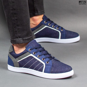 Pantofi Sport ''RED STAR Fashion 8968 Navy'' [S19B2]
