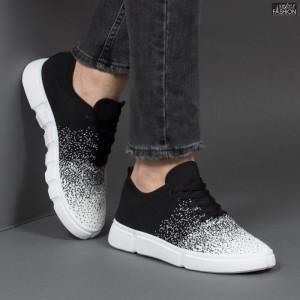 Pantofi Sport ''RXR R-590 Black White'' [S1E7]