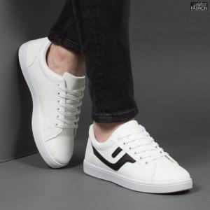 Pantofi Sport ''Veer Fashion B2810-2 White''