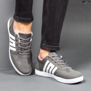 """Pantofi Sport """"ZNG Fashion 661 Grey"""" [S9B8]"""
