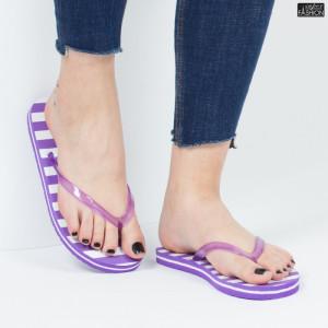Papuci ''Aierda A29 Purple'' [D9B4]