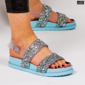 Sandale ''ALD Fashion HQ-L4092 Blue'' [D18D12]