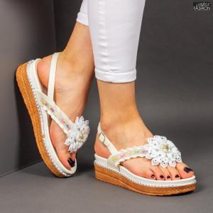 Sandale ''ALD Fashion HQ-L8092 White'' [D2D3]