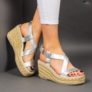Sandale ''Bestelle Fashion JA002 Silver''