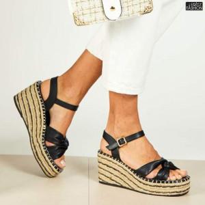 Sandale ''Bestelle Fashion JA004 Black'' [D21E8]