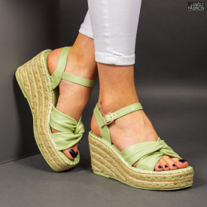 Sandale ''Bestelle Fashion JA004 Green'' [D8D2]