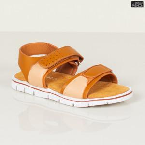 Sandale Copii ''MRS 130 Brown'' [D4C9]
