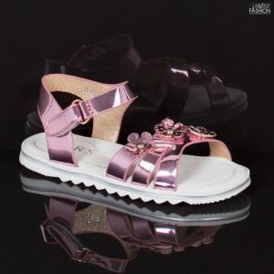 Sandale Copii ''MRS R106 Fuchsia'' [D2E2]