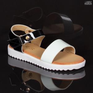 Sandale Copii ''MRS R909 White'' [D23D3]