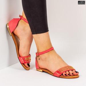 Sandale ''D.L. Fashion T-13 Red''