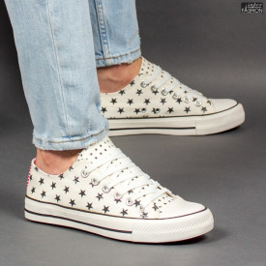 Tenisi ''D.L. Fashion B70 White'' [S8A2]