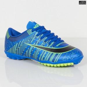 Ghete Fotbal Copii ''Meek H1024 Blue'' [S18B7]
