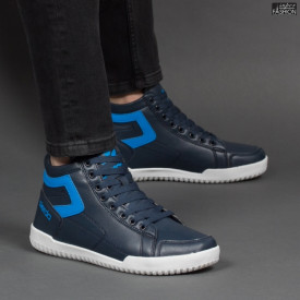 """Ghete Sport """"Aierda ZL1738-3 Dk. Blue Lt. Blue"""" [S11B3]"""